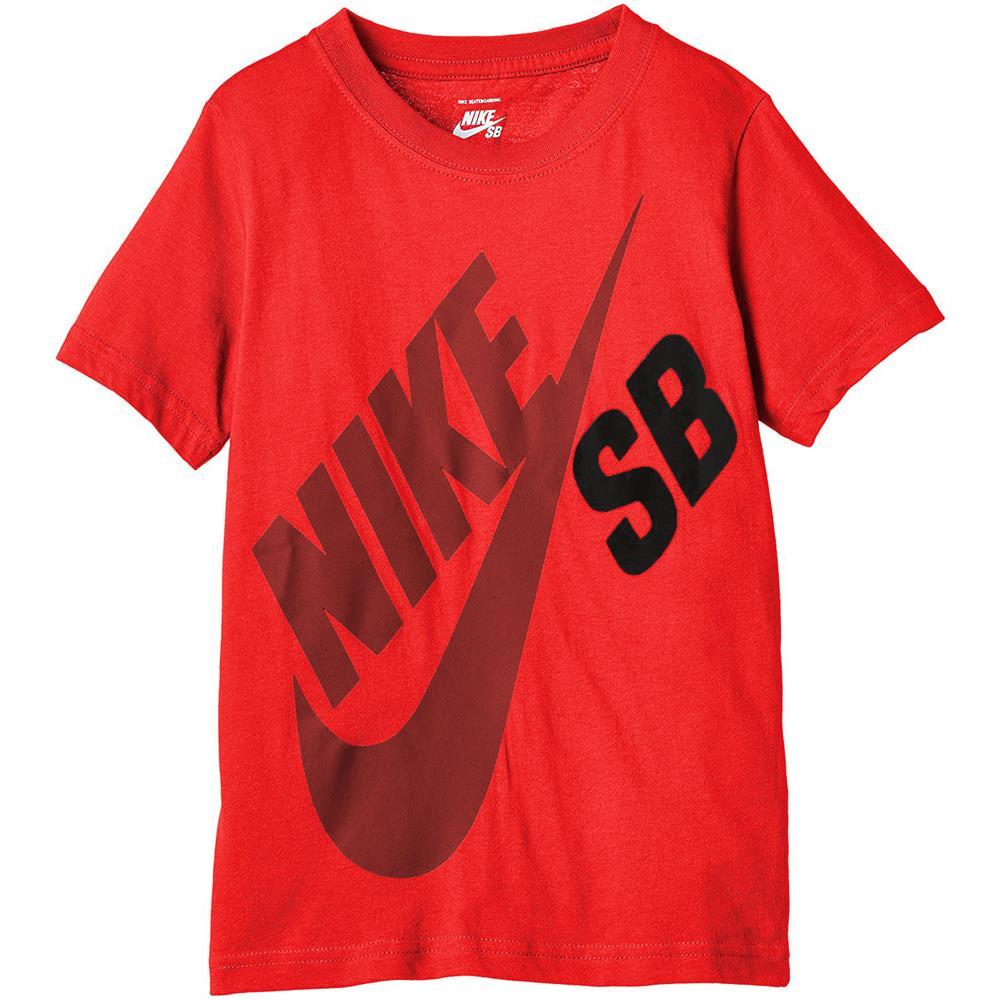 Nike SB Big logo Kids Tee T-Shirt Boys Tee girls Tee   eBay