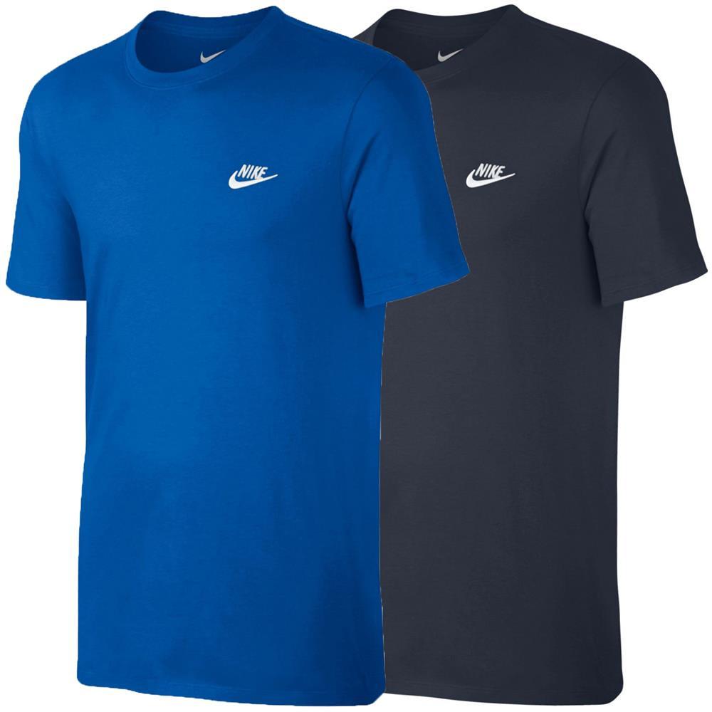 2x-Nike-Sportswear-Futura-T-Shirt-Classic-Retro-Sport-Fitness-Freizeit-Shirt-Top