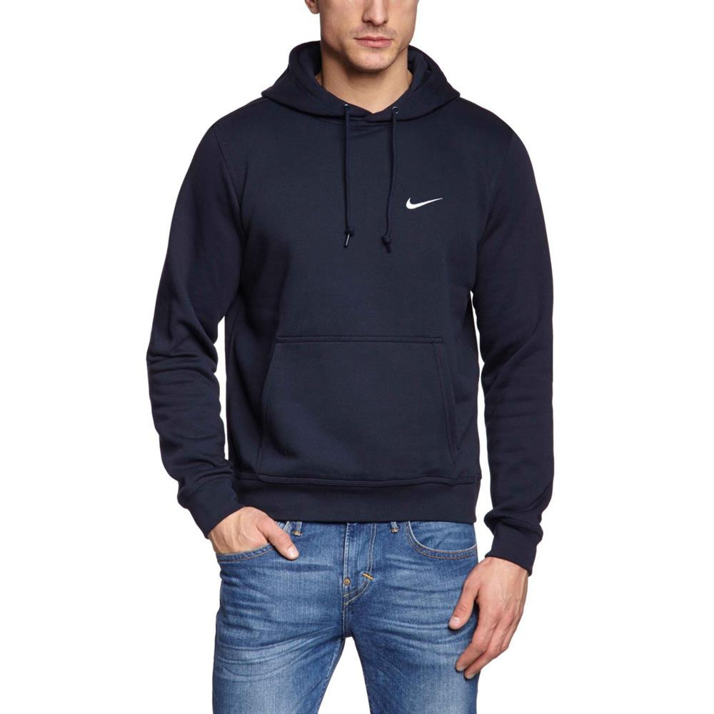 54fcedc1c055 Nike Swoosh Club Hoody fleece men s Classic Sweatshirt Hoodie hooded ...