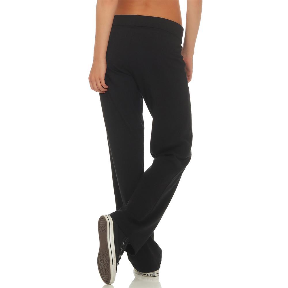 Puma-CN-Yoga-Damen-Slim-Fit-Bootcut-Hose-Sporthose-Trainingshose