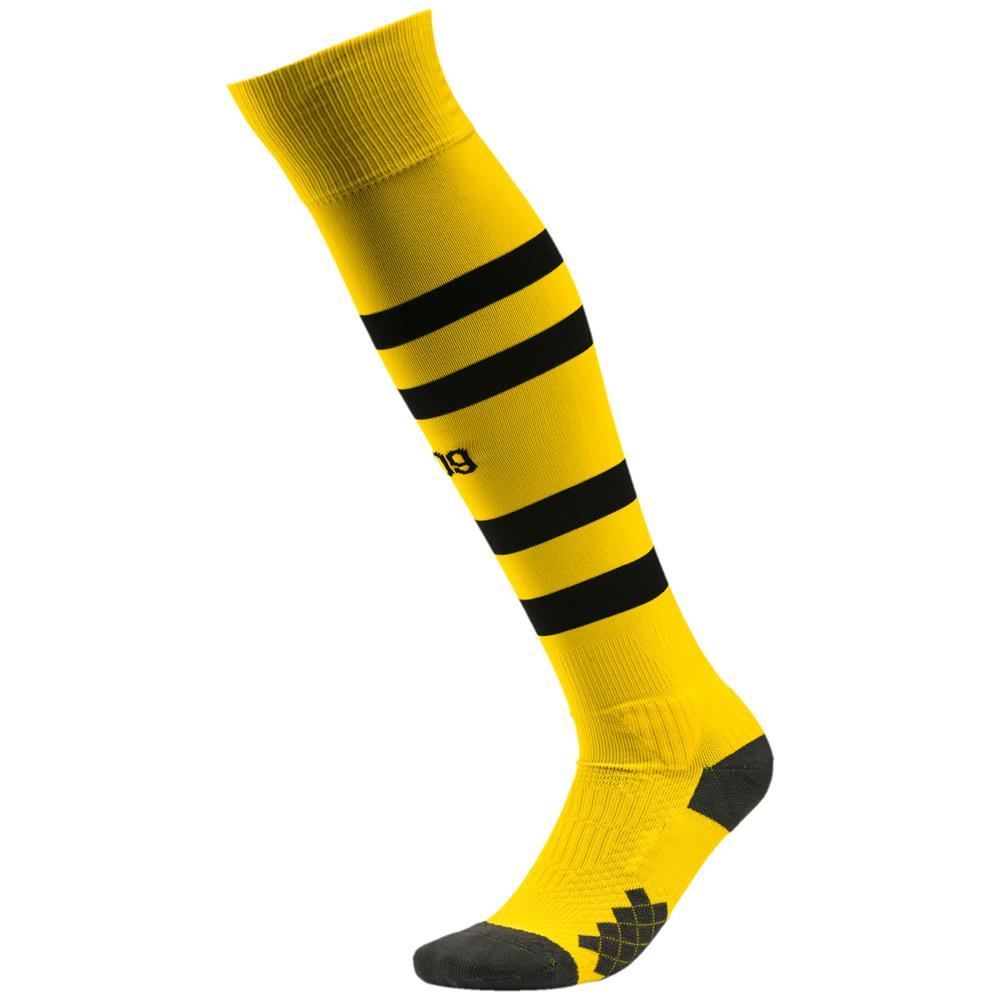 Puma-BVB-Borussia-Dortmund-Stutzen-Sockenstutzen-Socken-Fussballsocken Indexbild 3
