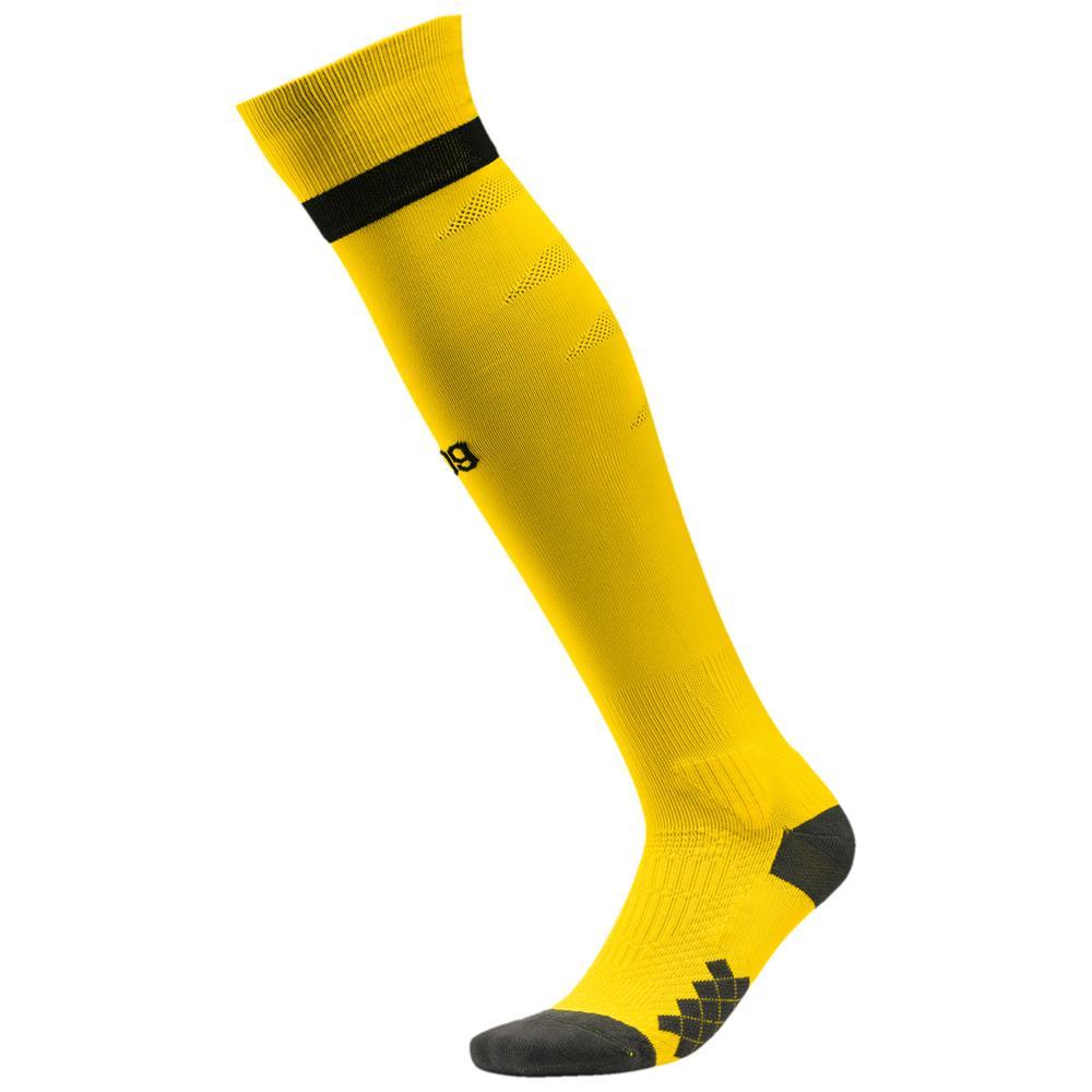 Puma-BVB-Borussia-Dortmund-Stutzen-Sockenstutzen-Socken-Fussballsocken Indexbild 8