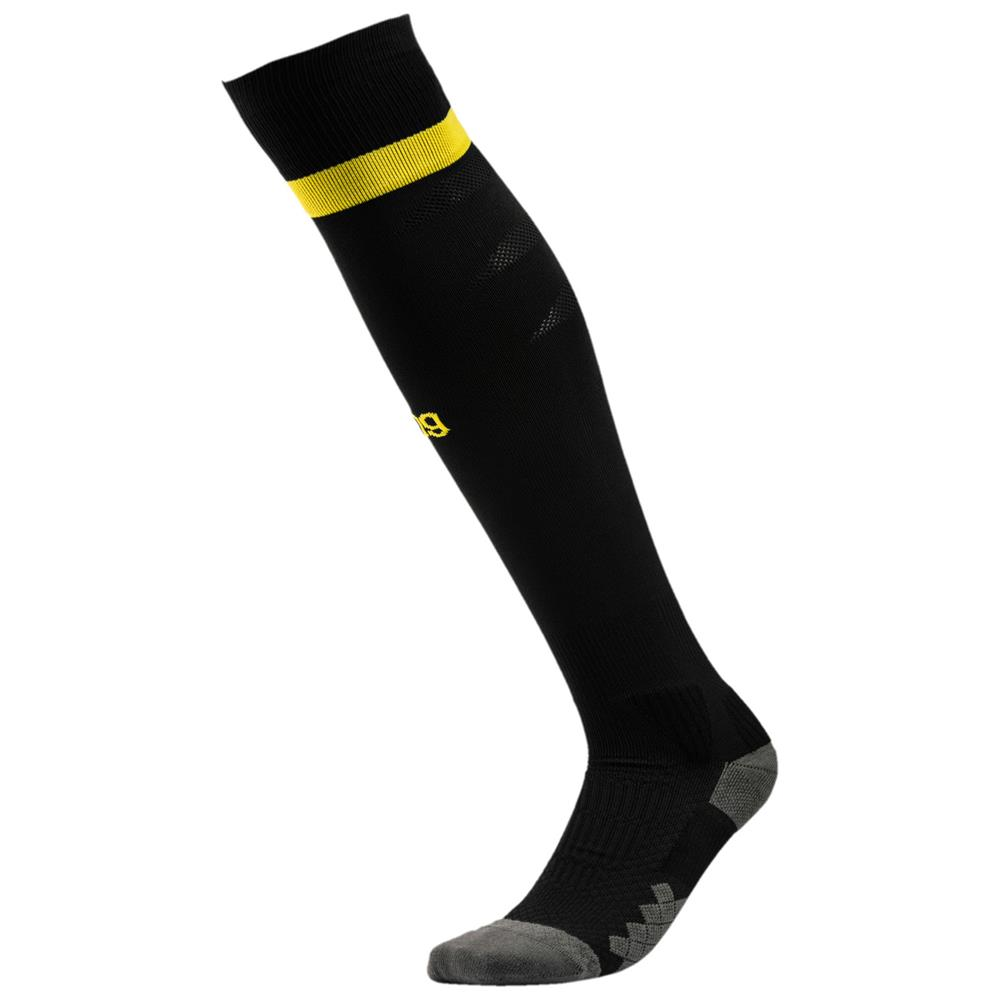 Puma-BVB-Borussia-Dortmund-Stutzen-Sockenstutzen-Socken-Fussballsocken Indexbild 6