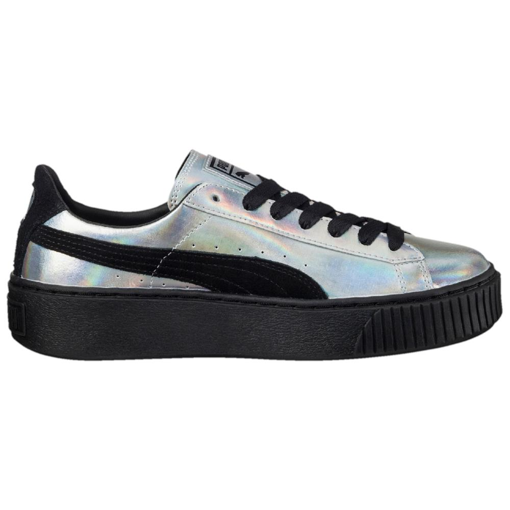 Puma-Basket-Platform-Explosive-Damen-Sneaker-Schuhe-Turnschuhe-Freizeitschuhe Indexbild 5