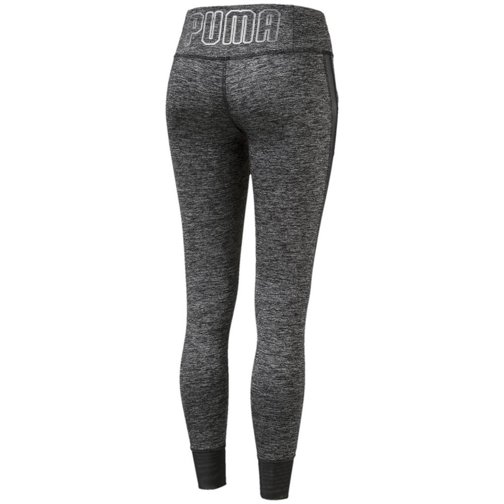 Puma-Explosive-Heather-7-8-Damen-Tights-Legging-Hose-Trainingshose-Sporthose Indexbild 5