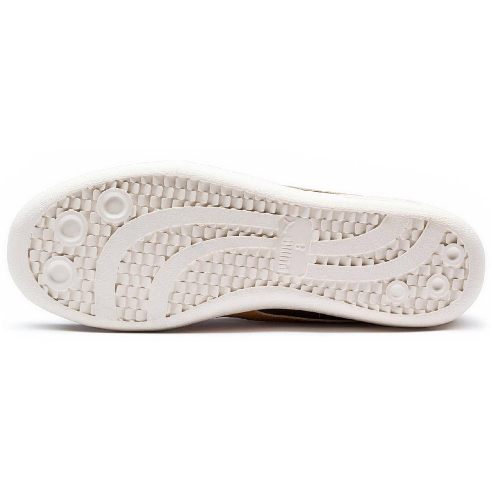 Puma-Madrid-Tanned-Herren-Sneaker-Leder-Schuhe-Turnschuhe-Sportschuhe Indexbild 11