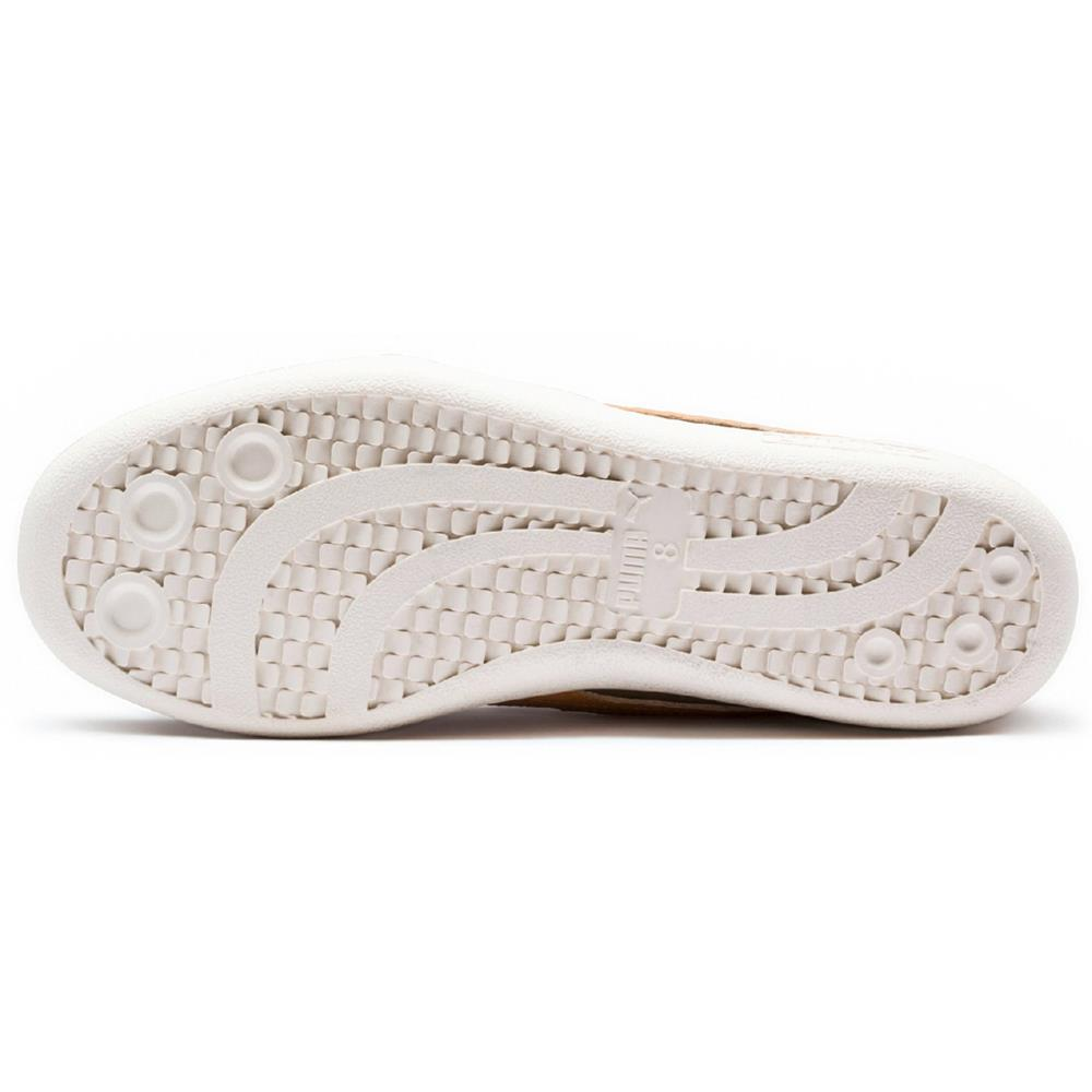 Puma-Madrid-Tanned-Herren-Sneaker-Leder-Schuhe-Turnschuhe-Sportschuhe Indexbild 16