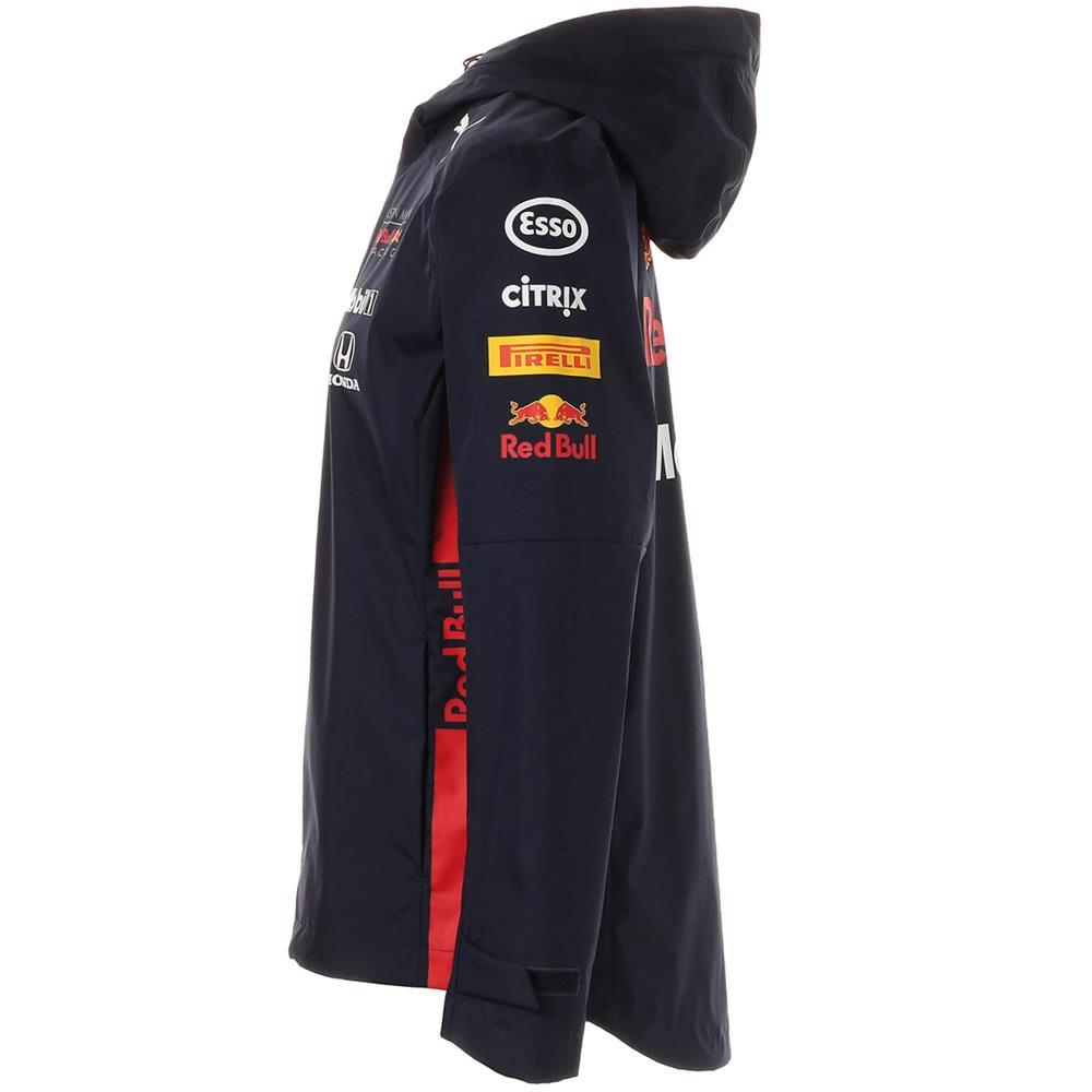 Indexbild 4 - Puma Red Bull Racing Team Jacke F1 Herren Kapuzenjacke Regenjacke Formel 1