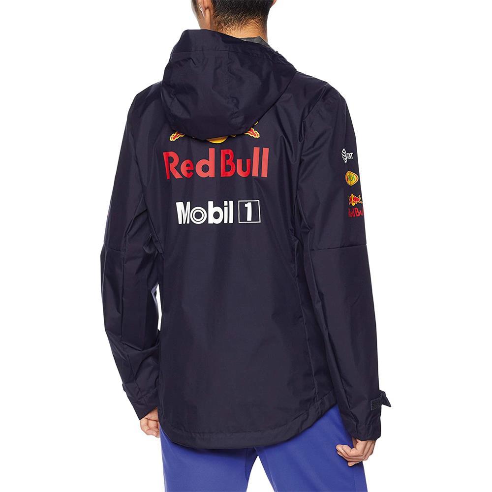 Indexbild 6 - Puma Red Bull Racing Team Jacke F1 Herren Kapuzenjacke Regenjacke Formel 1