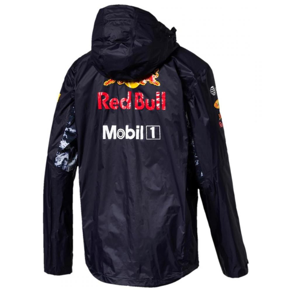 puma red bull racing regenjacke official team f1 herren. Black Bedroom Furniture Sets. Home Design Ideas