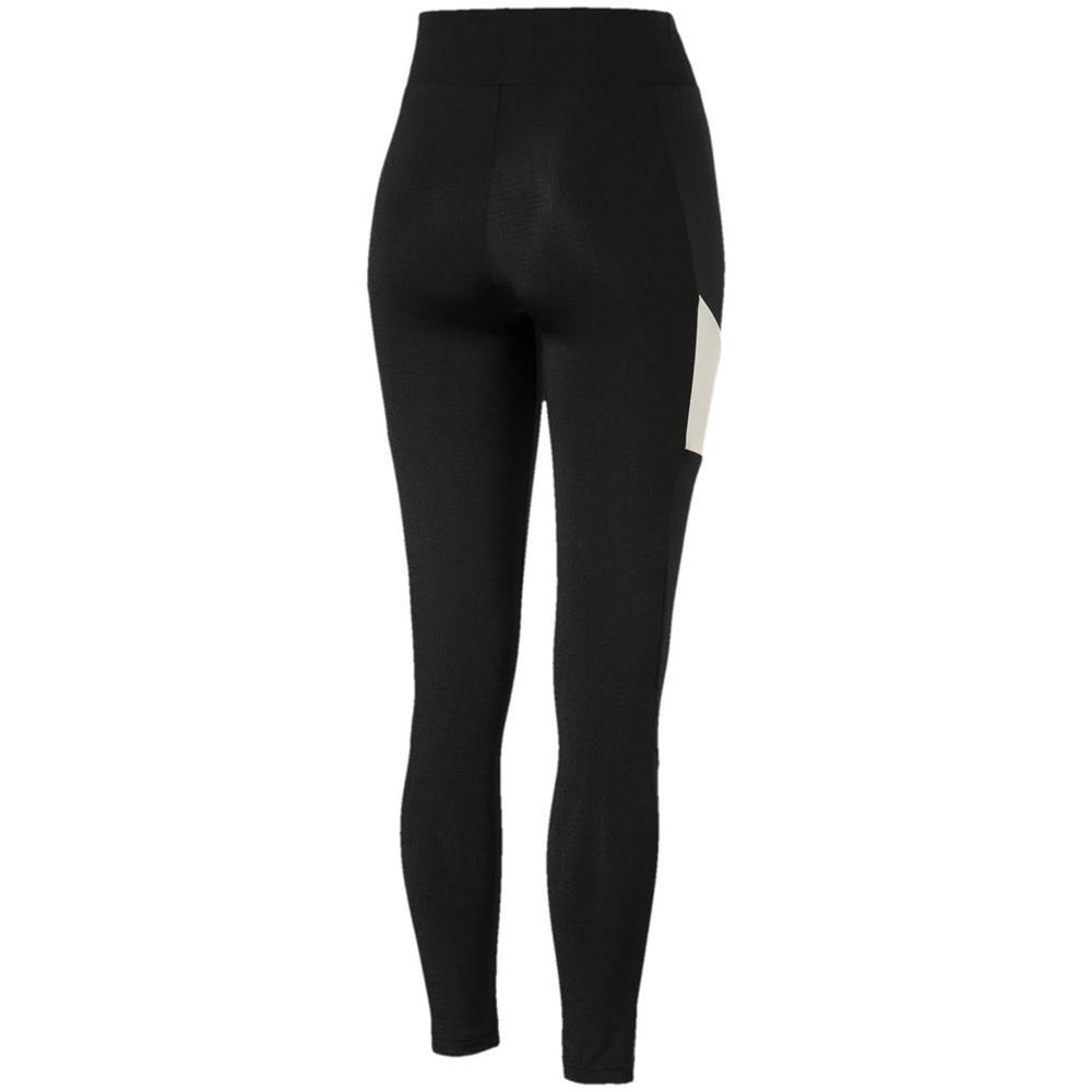 Puma-Retro-Legging-Damen-Tights-Hose-Jogginghose-Trainingshose-Sporthose Indexbild 6