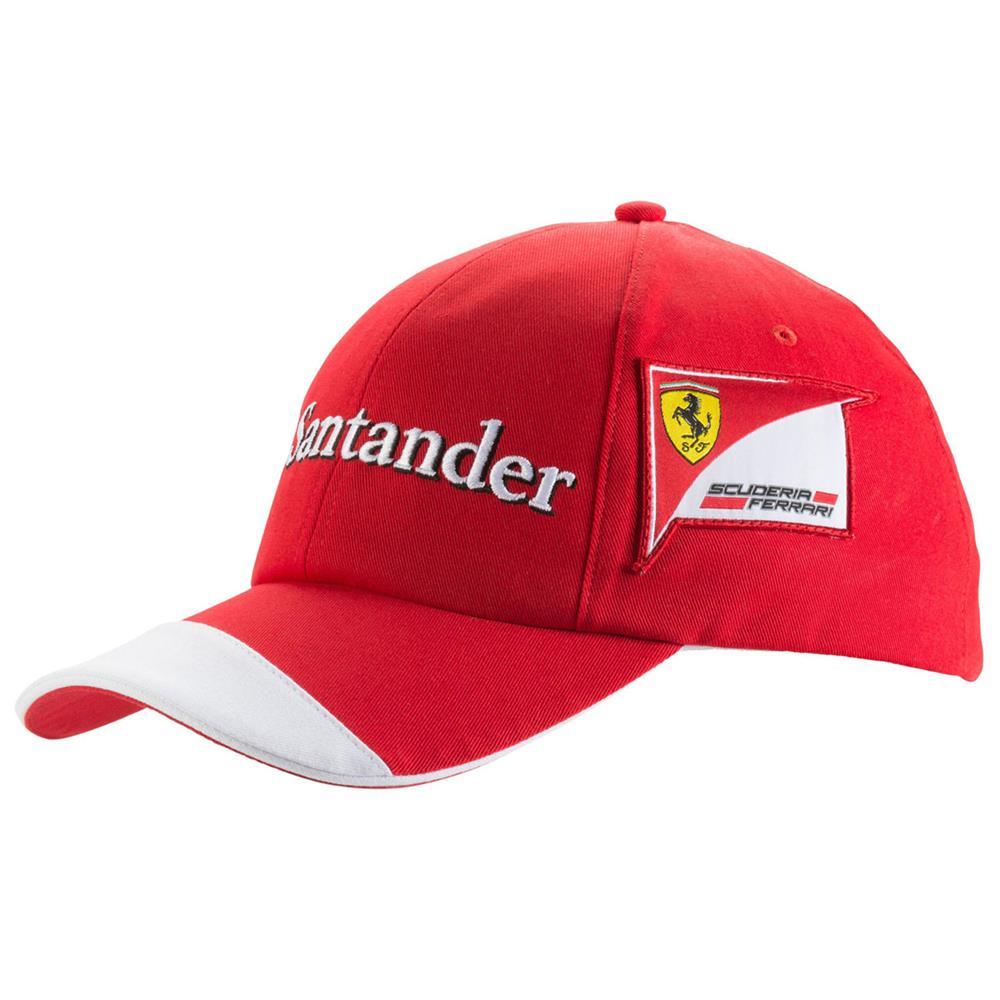 Puma-SF-Team-Scuderia-Ferrari-Herren-Formel-1-Cap-Kappe-Muetze