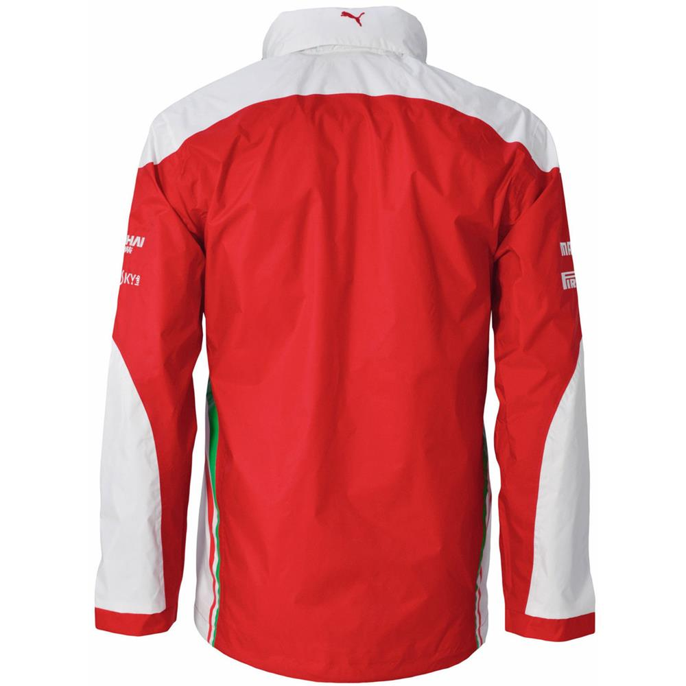 xxl racing mens jacket ebay official licensed vintage ferrari one pin formula red