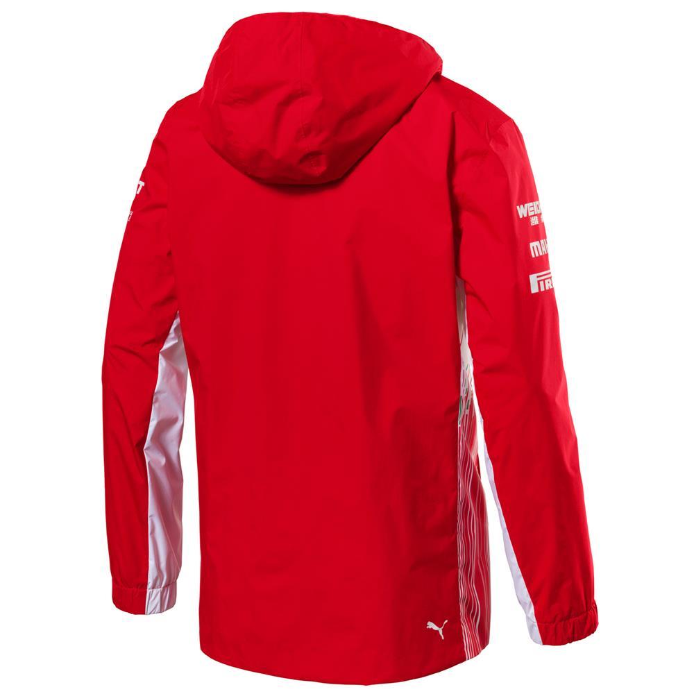 Puma-SF-Team-Jacke-Scuderia-Ferrari-Official-F1-Jacke-762365 Indexbild 3