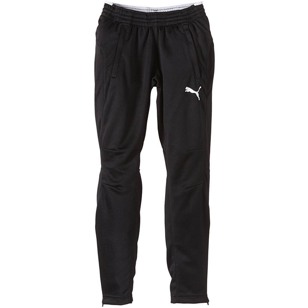 Puma-Training-Pant-Kinder-Hose-Jogginghose-Trainingshose-Sporthose-Fussball Indexbild 3