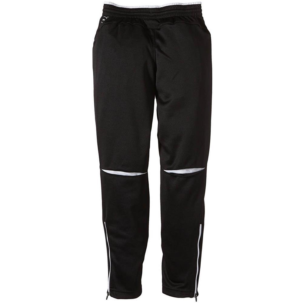 Puma-Training-Pant-Kinder-Hose-Jogginghose-Trainingshose-Sporthose-Fussball Indexbild 4
