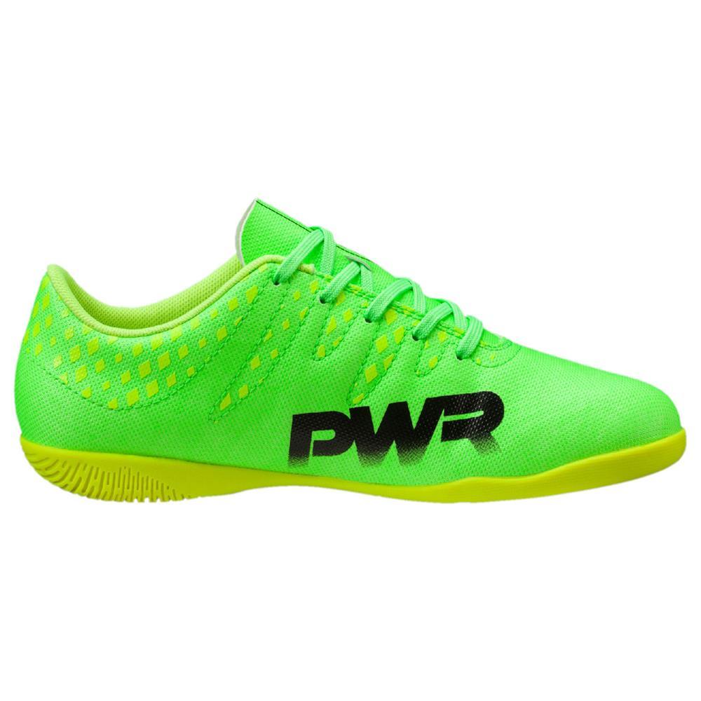 Puma-EvoPower-Vigor-4-IT-Jr-Hallenschuhe-Kinder-Fussballschuhe-Turnschuhe Indexbild 5
