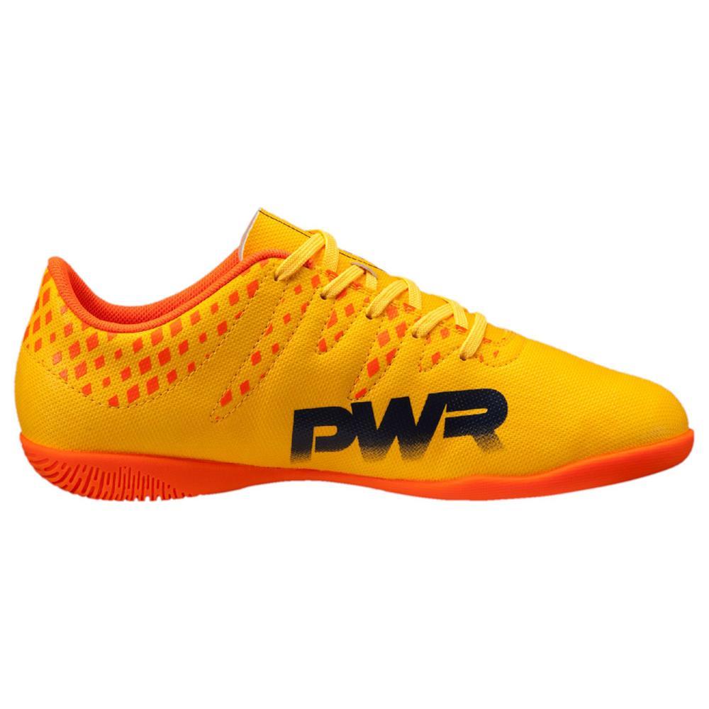 Puma-EvoPower-Vigor-4-IT-Jr-Hallenschuhe-Kinder-Fussballschuhe-Turnschuhe