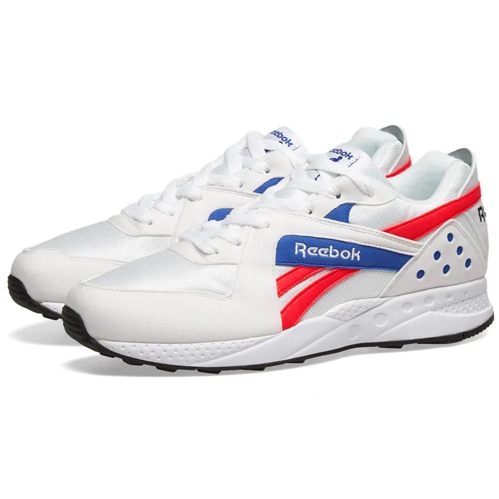 Reebok-Classic-Pyro-Herren-Sneaker-Schuhe-Retro-Sportschuhe-Turnschuhe Indexbild 3