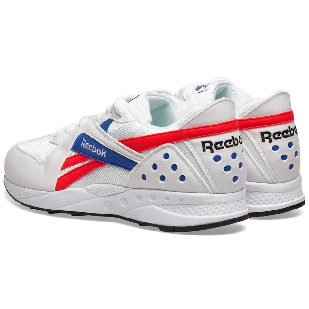 Reebok-Classic-Pyro-Herren-Sneaker-Schuhe-Retro-Sportschuhe-Turnschuhe Indexbild 5