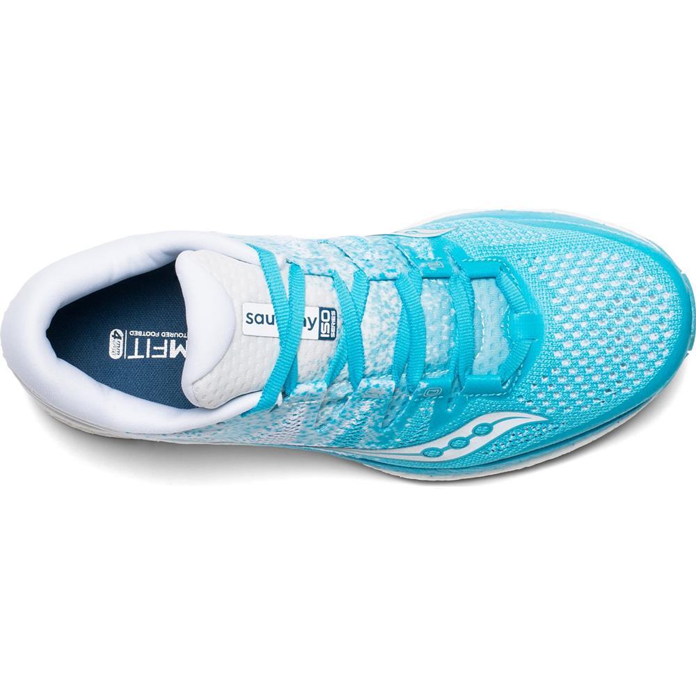 Saucony-Freedom-ISO-2-Damen-Laufschuhe-Running-Schuhe-Sportschuhe-Turnschuhe Indexbild 10