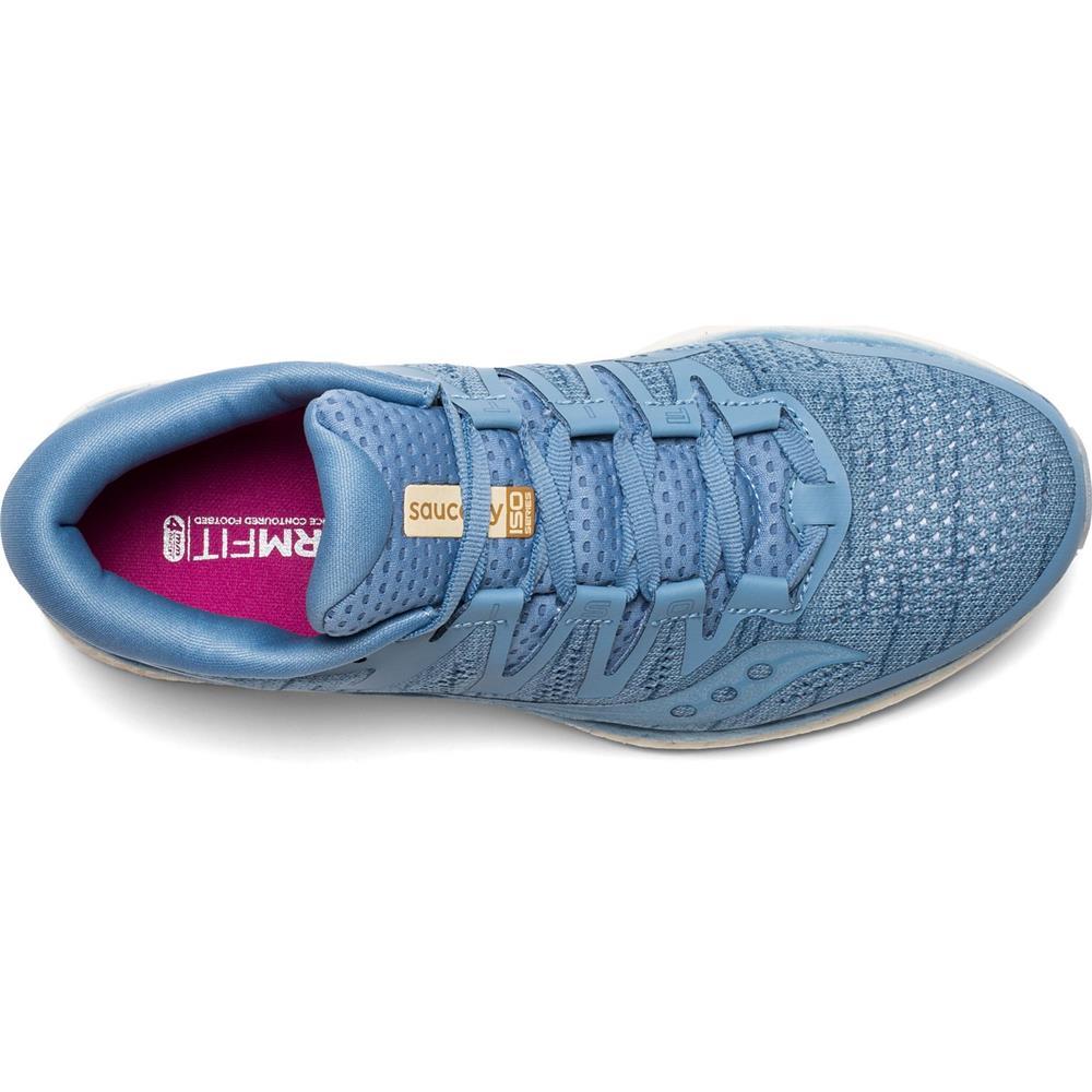 Saucony-Freedom-ISO-2-Damen-Laufschuhe-Running-Schuhe-Sportschuhe-Turnschuhe Indexbild 5