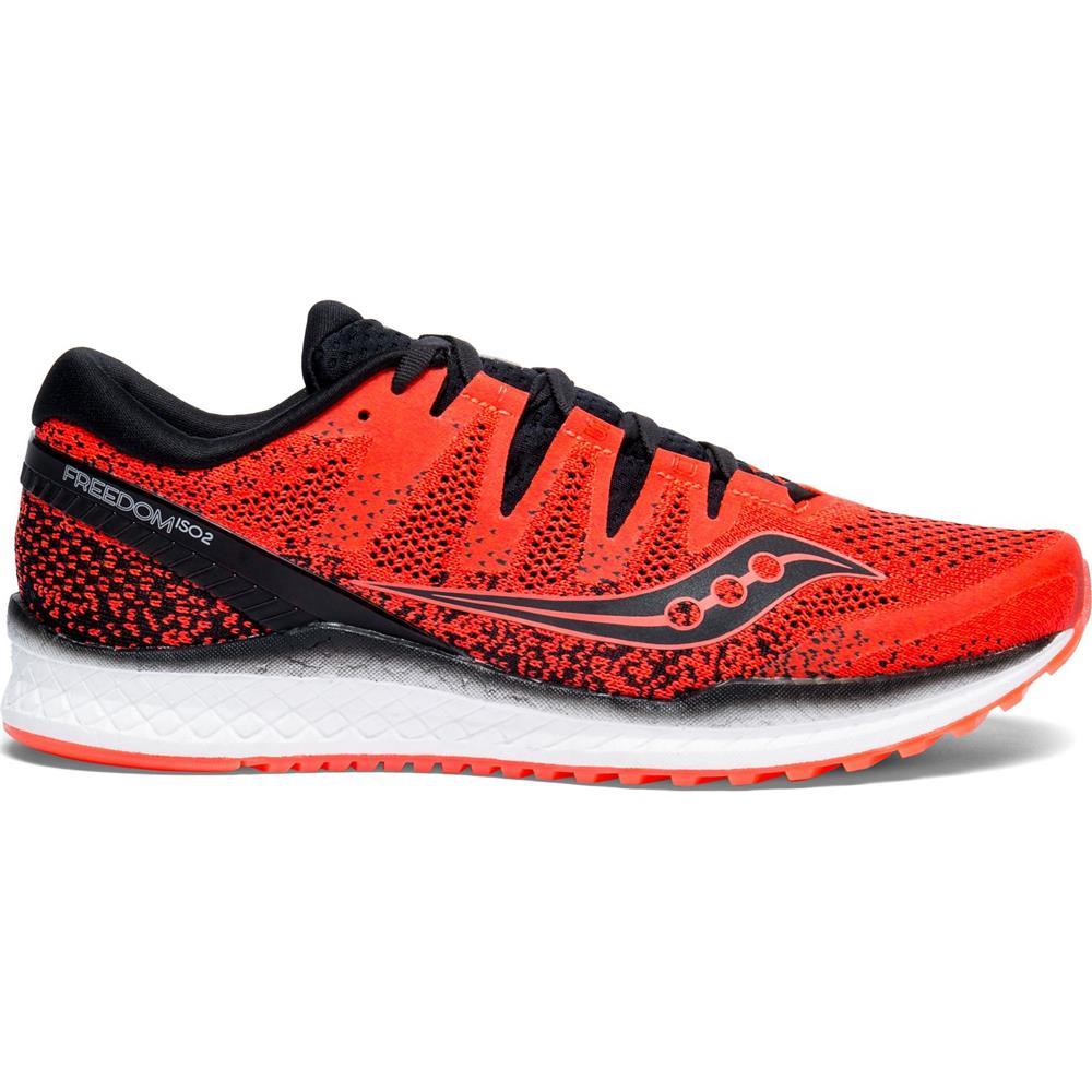 Saucony-Freedom-ISO-2-Herren-Laufschuhe-Running-Schuhe-Sportschuhe-Turnschuhe Indexbild 3
