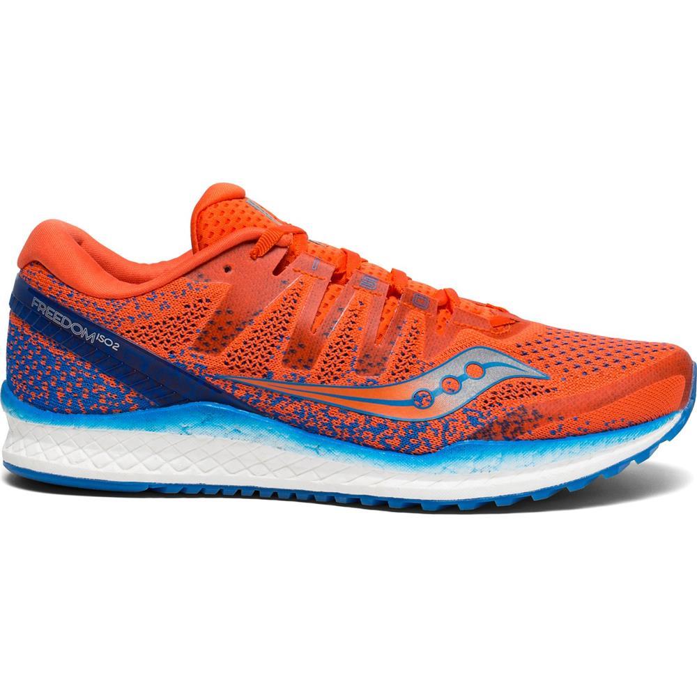 Details zu Saucony Freedom ISO 2 Herren Laufschuhe Running Schuhe Sportschuhe Turnschuhe