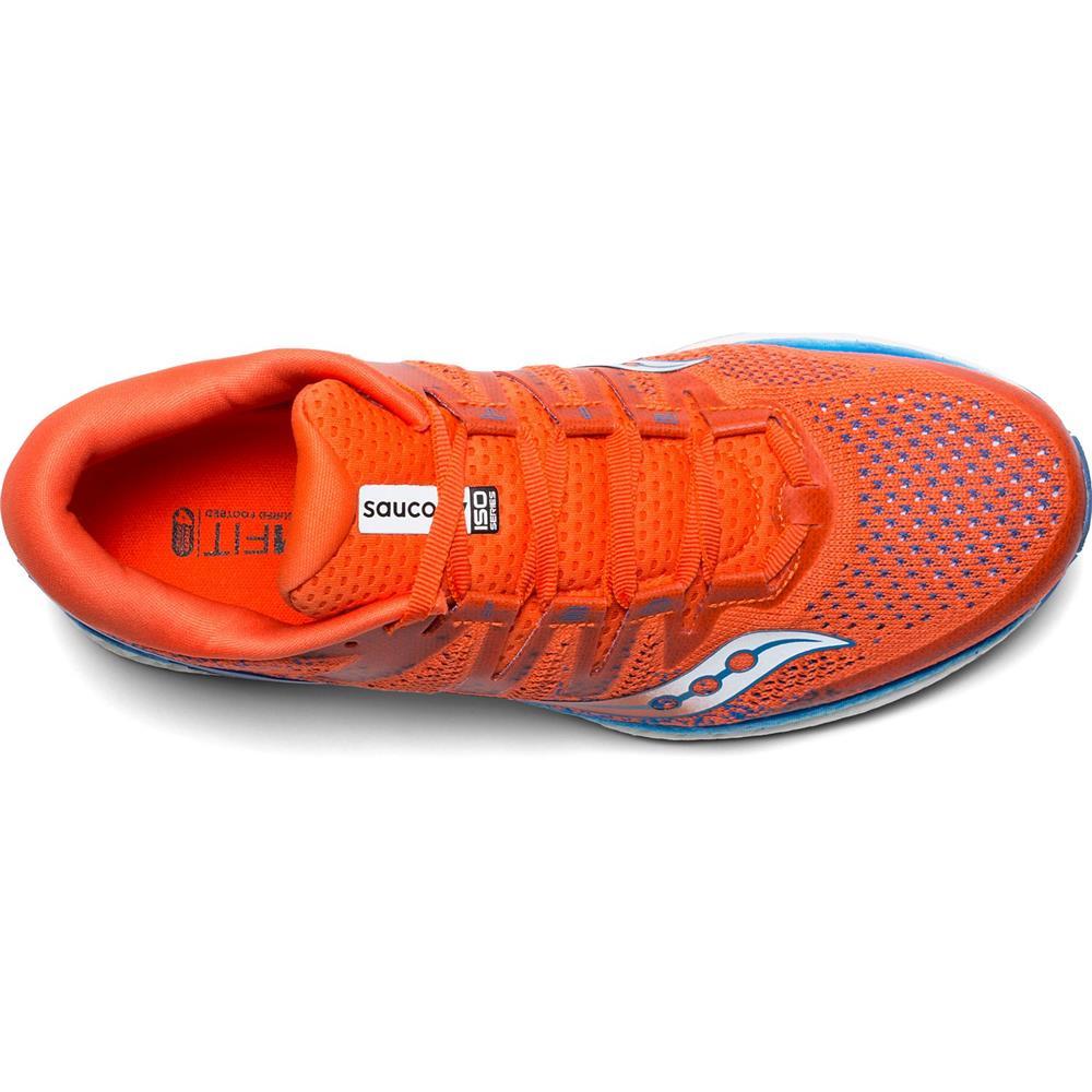 Saucony-Freedom-ISO-2-Herren-Laufschuhe-Running-Schuhe-Sportschuhe-Turnschuhe Indexbild 15