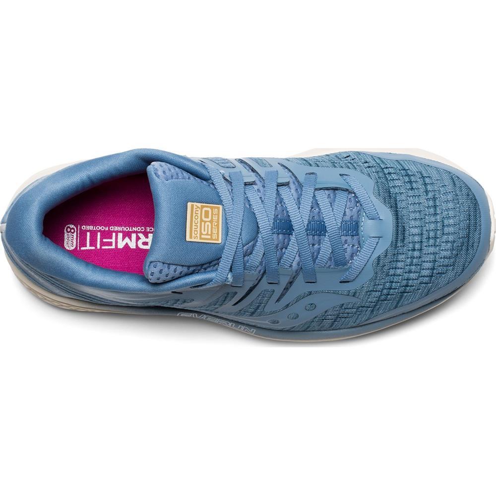 Saucony-Guide-ISO-2-Damen-Laufschuhe-Running-Schuhe-Sportschuhe-Turnschuhe Indexbild 5