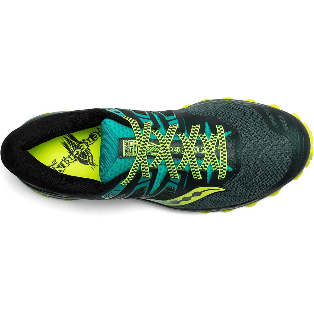 Details about Saucony Peregrine ISO Mens Running Shoes Running Trail Shoes Outdoor Sport Shoes show original title