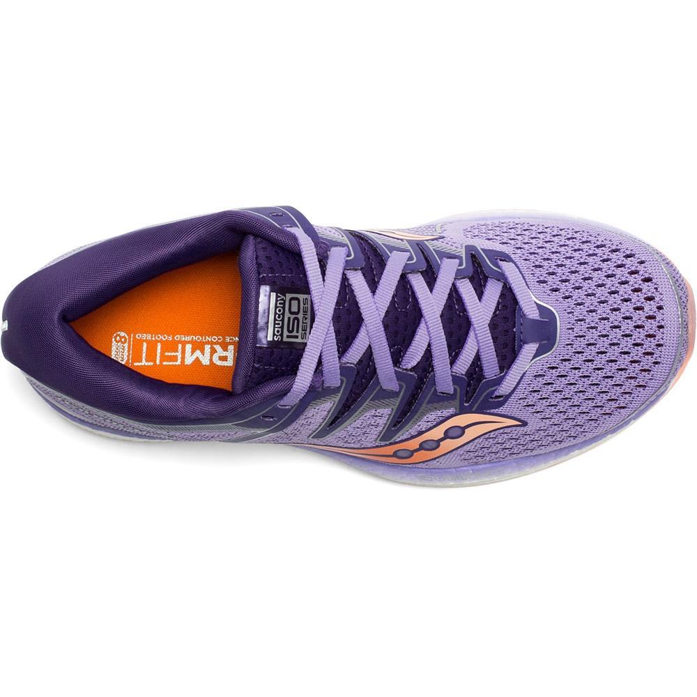 Saucony-Triumph-ISO-5-Damen-Laufschuhe-Running-Schuhe-Sportschuhe-Turnschuhe Indexbild 19