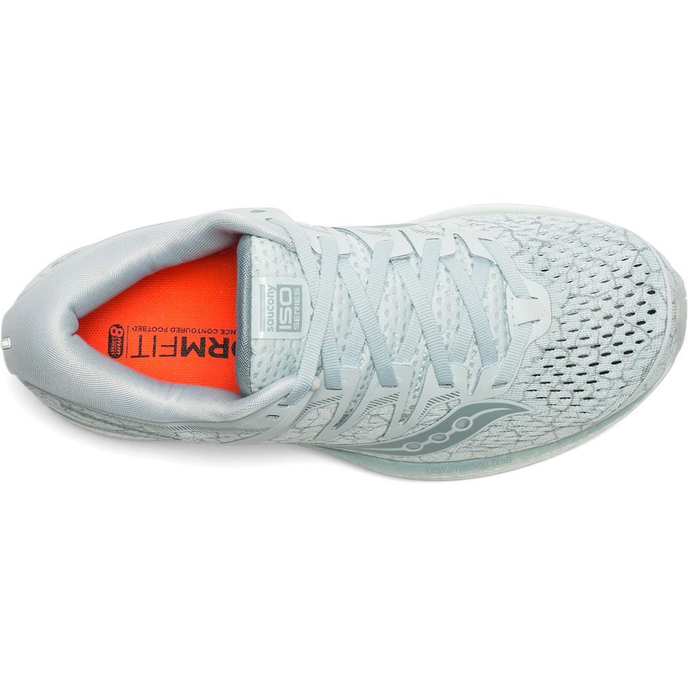 Saucony-Triumph-ISO-5-Damen-Laufschuhe-Running-Schuhe-Sportschuhe-Turnschuhe Indexbild 10