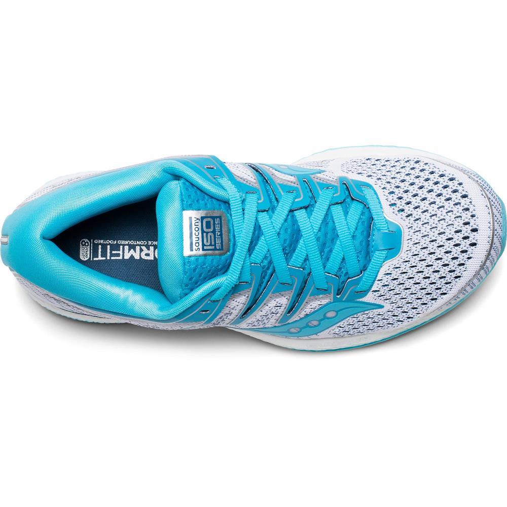 Saucony-Triumph-ISO-5-Damen-Laufschuhe-Running-Schuhe-Sportschuhe-Turnschuhe Indexbild 5