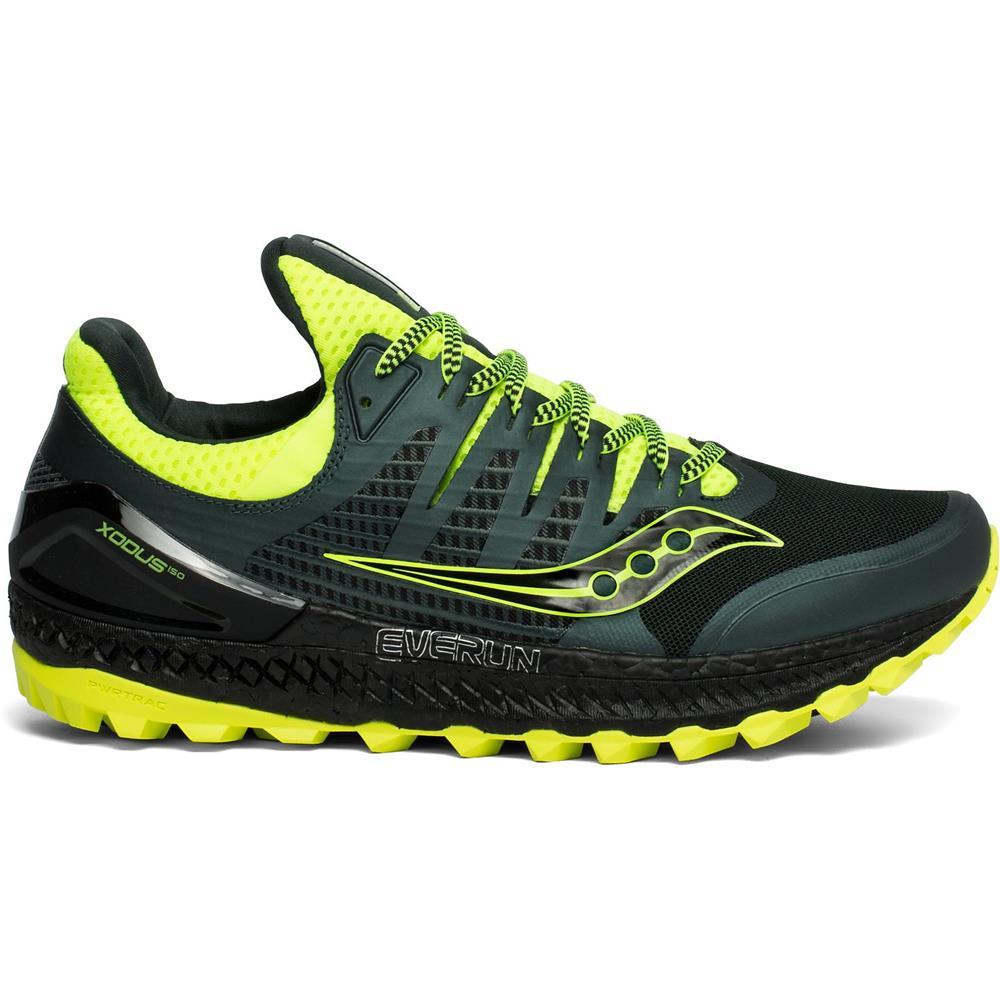 Saucony-Xodus-ISO-3-Herren-Laufschuhe-Running-Trail-Schuhe-Outdoor-Sportschuhe Indexbild 3
