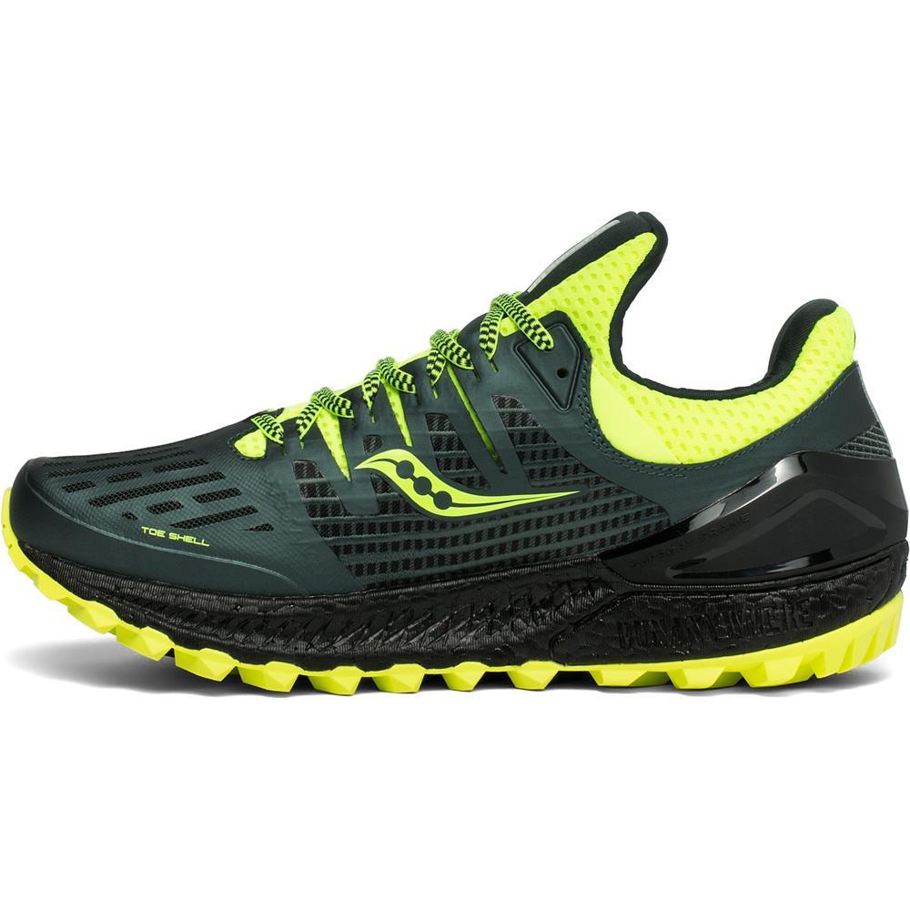 Saucony-Xodus-ISO-3-Herren-Laufschuhe-Running-Trail-Schuhe-Outdoor-Sportschuhe Indexbild 4