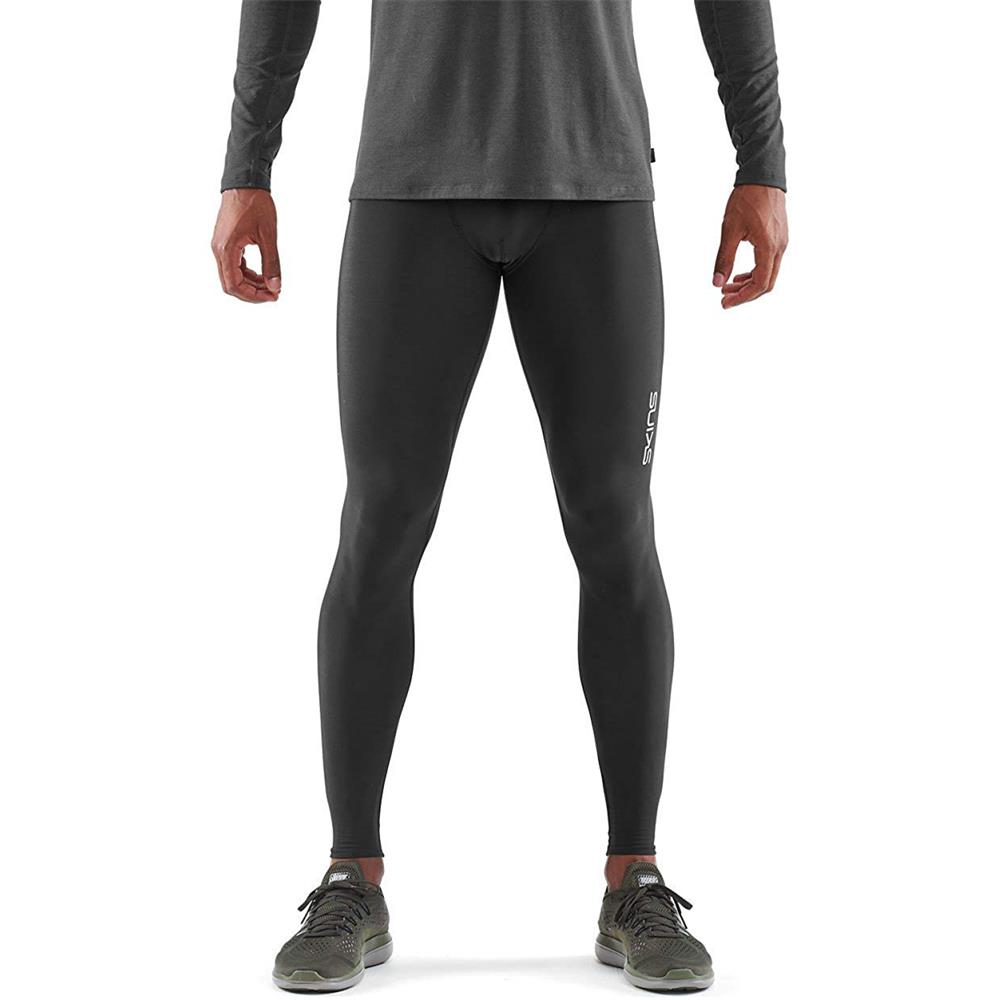 Skins-DNAmic-Force-Thermal-Long-Tight-Laufhose-Sporthose-Leggings-Trainingshose Indexbild 3