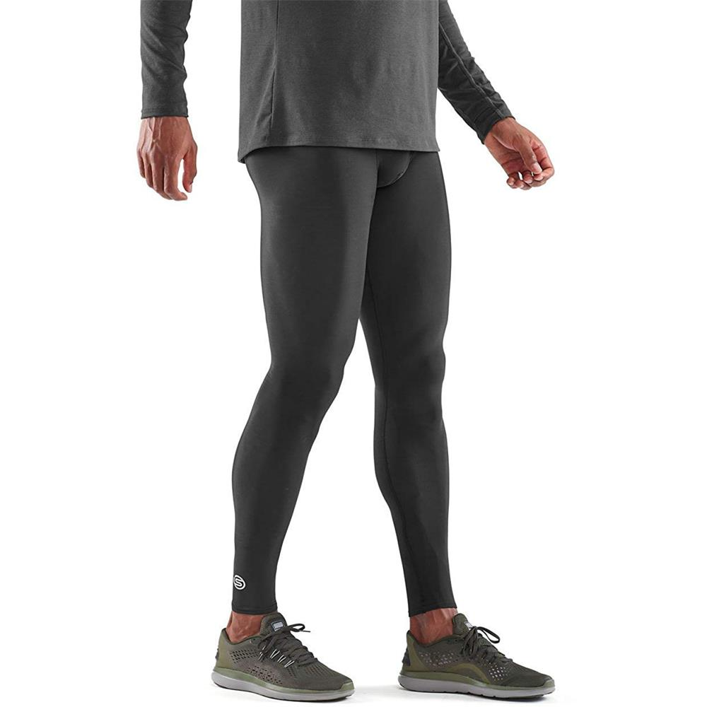 Skins-DNAmic-Force-Thermal-Long-Tight-Laufhose-Sporthose-Leggings-Trainingshose Indexbild 4