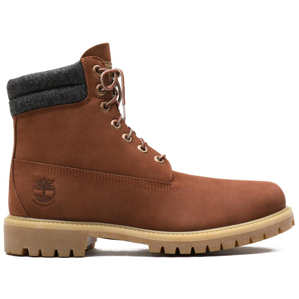 Timberland-6-Inch-Premium-Double-Collar-Boots-Schuhe-Outdoor-Stiefel-Winterstief Indexbild 3