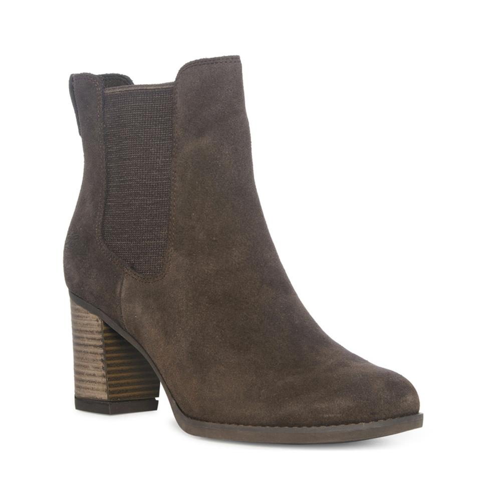 timberland atlantic heights chelsea boots damen stiefel schuhe stiefeletten ebay. Black Bedroom Furniture Sets. Home Design Ideas