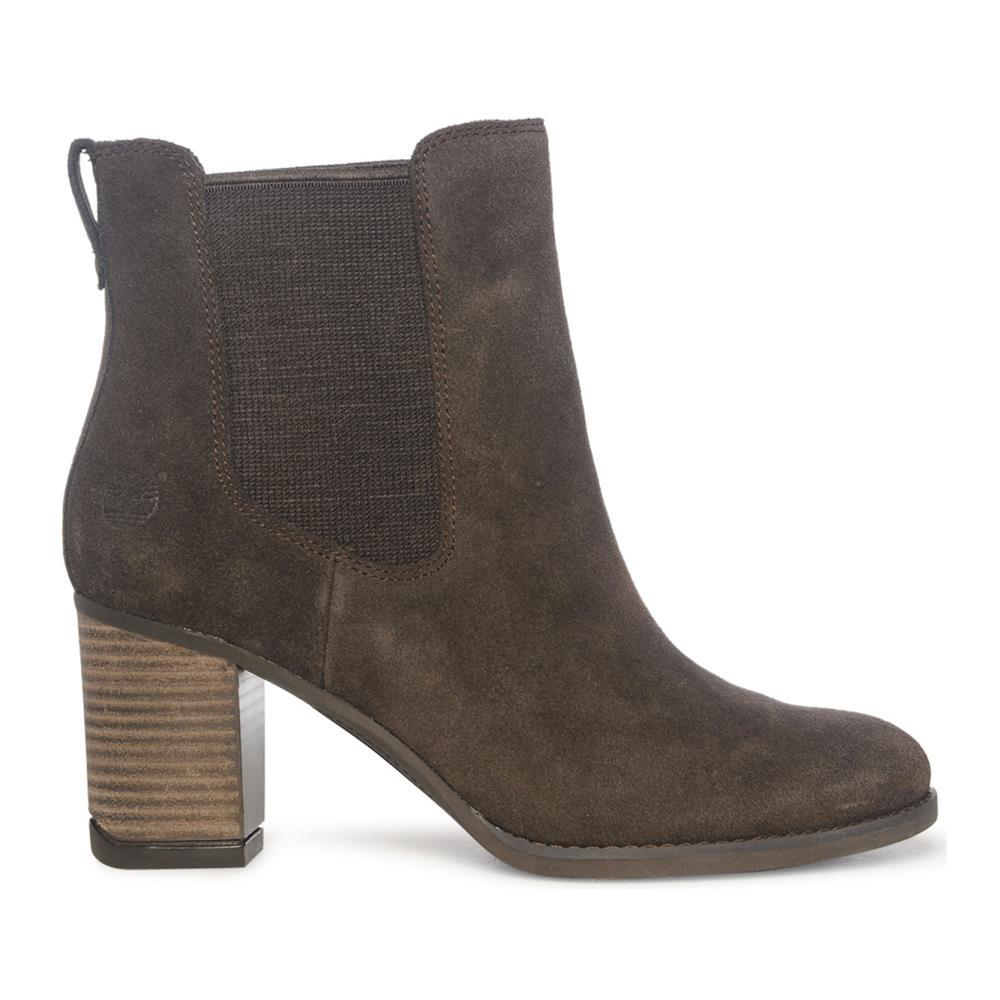Timberland-Atlantic-Heights-Chelsea-Boots-Damen-Stiefel-Schuhe-Stiefeletten Indexbild 3