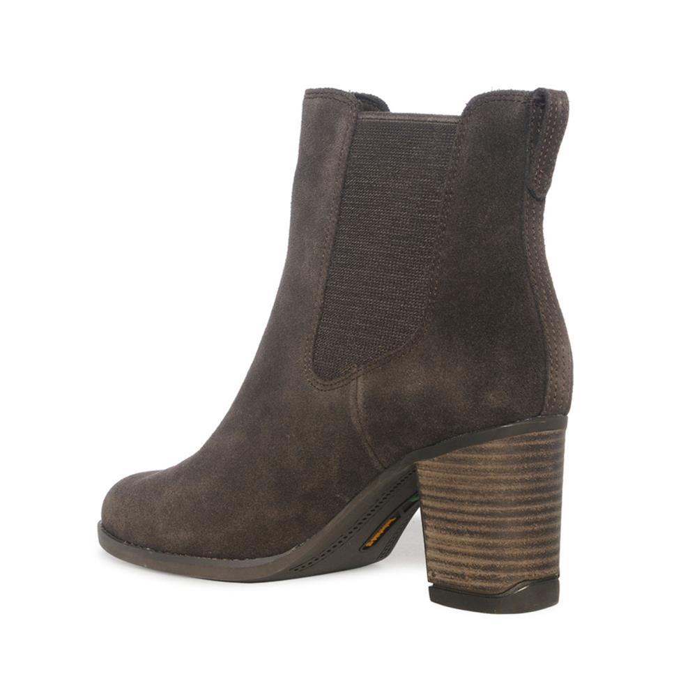Timberland-Atlantic-Heights-Chelsea-Boots-Damen-Stiefel-Schuhe-Stiefeletten Indexbild 4