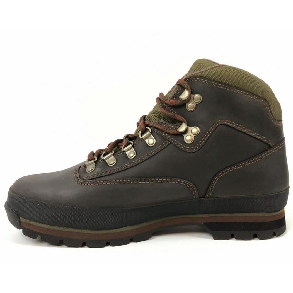 Timberland-Euro-Hiker-Trekkingschuhe-Stiefel-Outdoor-Schuhe-Wanderstiefel Indexbild 3