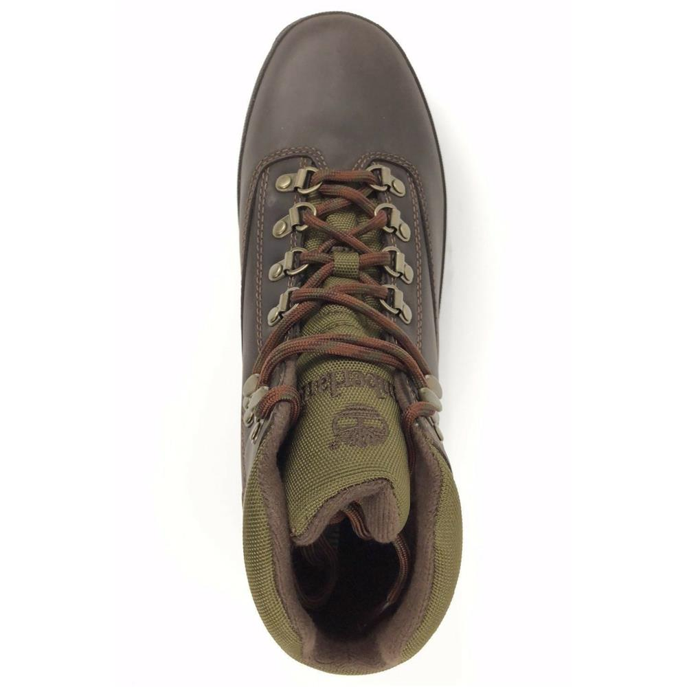 Timberland-Euro-Hiker-Trekkingschuhe-Stiefel-Outdoor-Schuhe-Wanderstiefel Indexbild 4