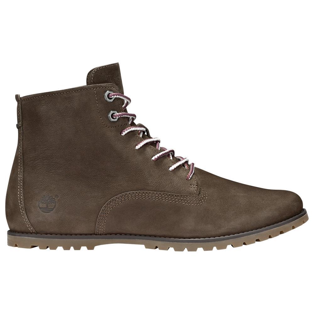 Timberland-Joslin-Chukka-Boots-Damen-Leder-Stiefel-Schuhe-Stiefeletten Indexbild 3