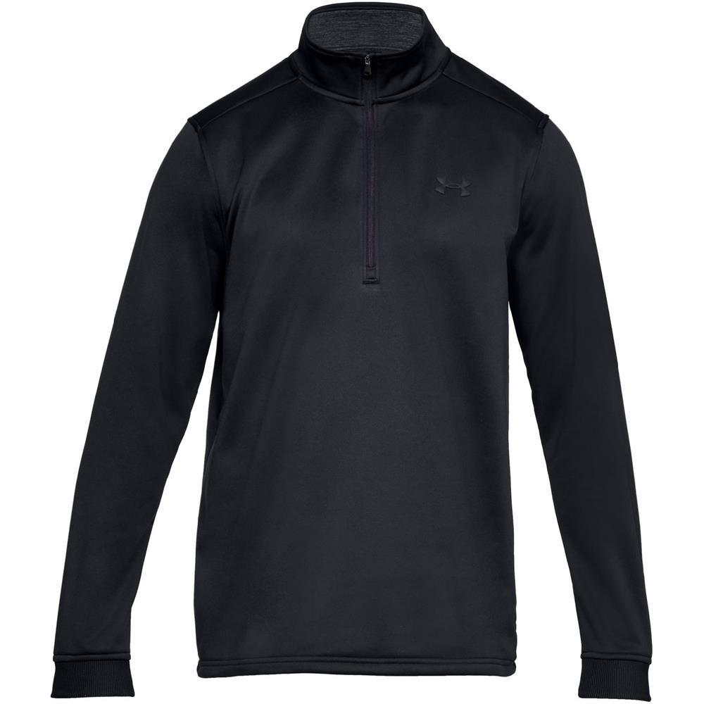 Under-Armour-UA-Armour-Fleece-Half-Zip-Sweathsirt-Hoody-Pullover-Pulli Indexbild 8