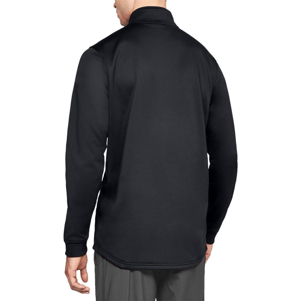 Under-Armour-UA-Armour-Fleece-Half-Zip-Sweathsirt-Hoody-Pullover-Pulli Indexbild 7