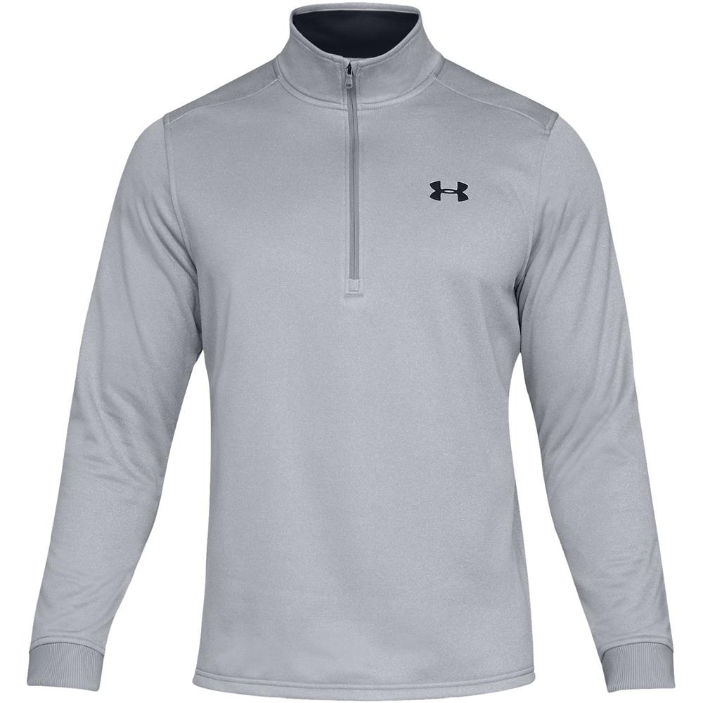 Under-Armour-UA-Armour-Fleece-Half-Zip-Sweathsirt-Hoody-Pullover-Pulli Indexbild 4