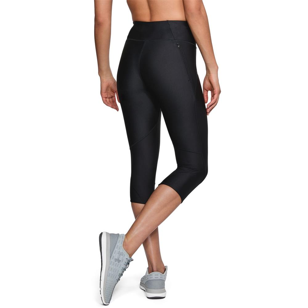 Indexbild 3 - Under Armour Fly Fast Damen Caprihose Leggings Sport Tights Sporthose Trainingsh