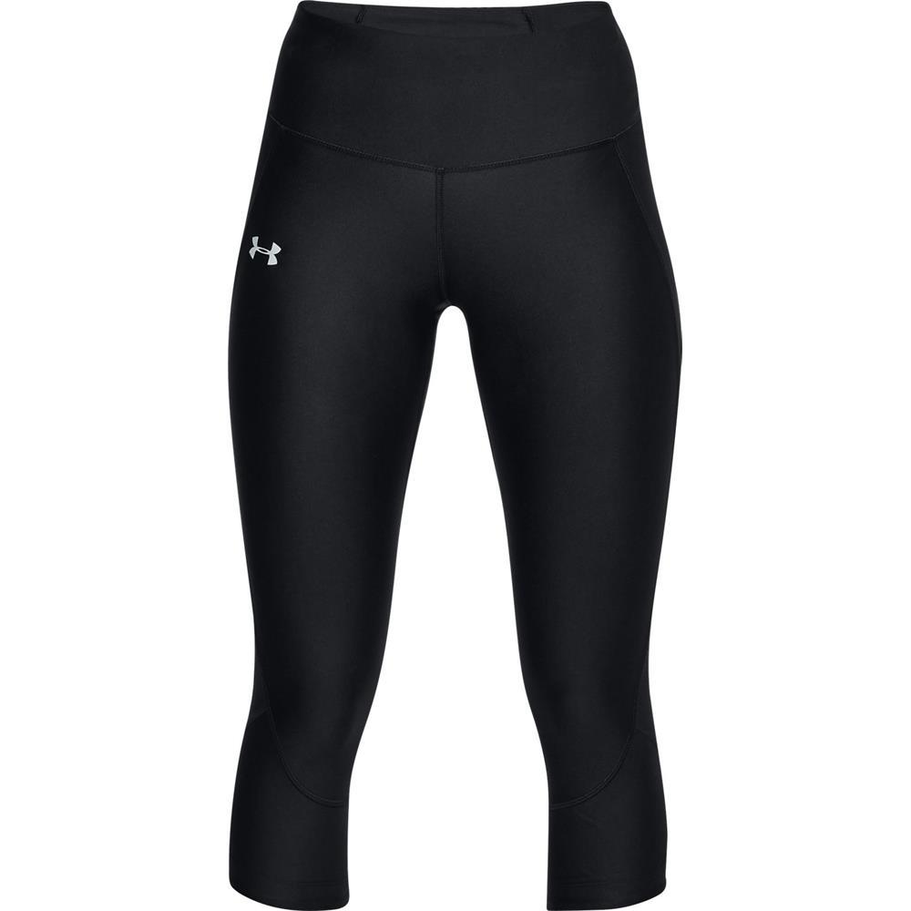 Indexbild 5 - Under Armour Fly Fast Damen Caprihose Leggings Sport Tights Sporthose Trainingsh